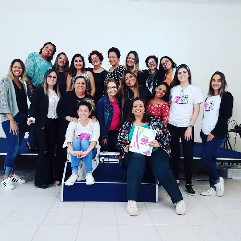 Laço Rosa 2018